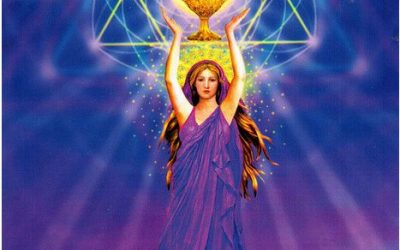 The Higher Self Transmission: Activating Three New Centres of Light, Power and Grace.