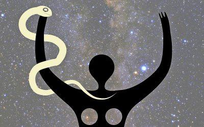 The Earth-Star Goddess Transmission
