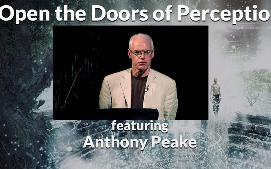 Podcast: Opening the Doors of Perception. The Key to Cosmic Awareness.
