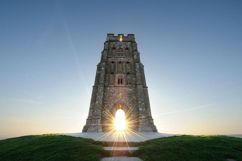 The Return to Eden: Glastonbury Retreat. 29 June – 1st July 2018