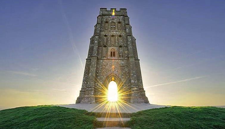 Cosmic Christ Glastonbury Retreat: 14-17th April 2017