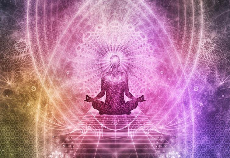 Meditation: Triple Shield Energy Protection