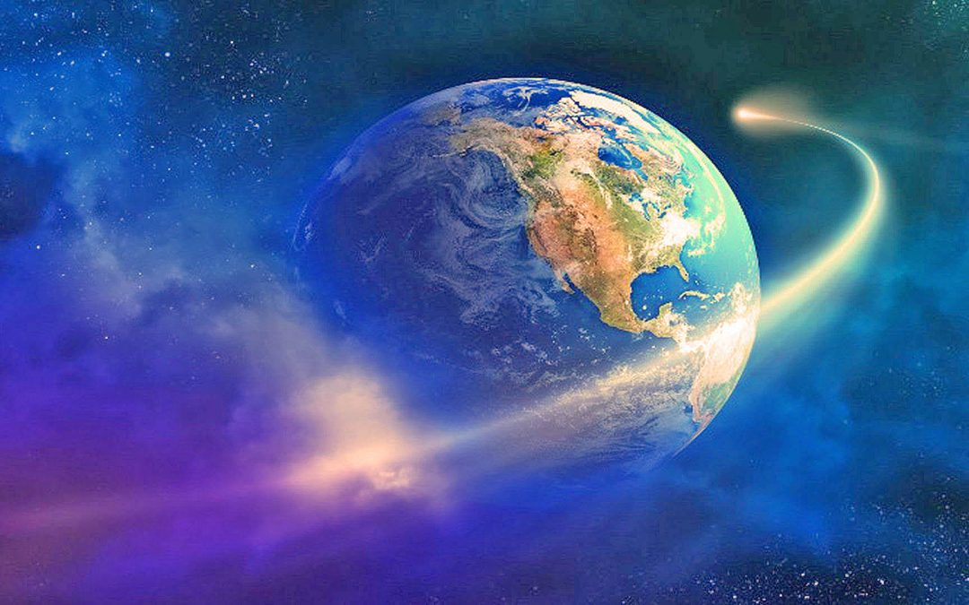 NEW (5D) ALPHA EARTH TRANSMISSION: A Communication of Grace and a Vision of Our Highest Collective Future.