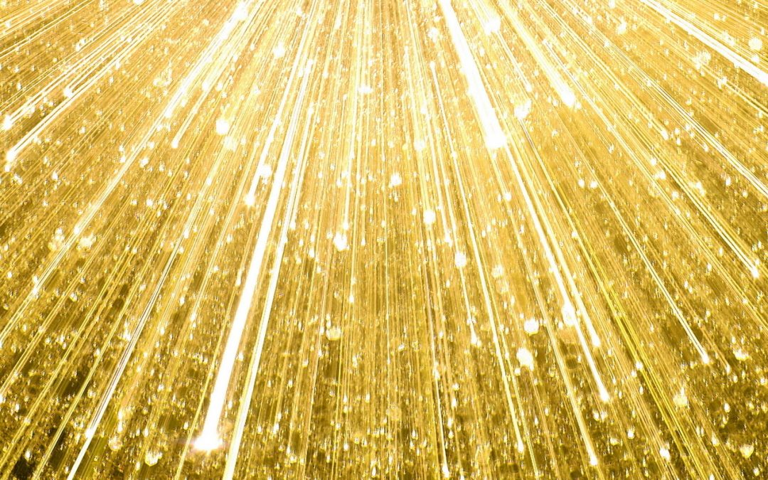 Waterfall of Light Meditation