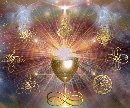 Radiant Star Transmission: Release Separation. Know Your True Light/Power