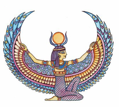GODDESS ISIS TRANSMISSION: Reclaiming Divinity and Vulnerability