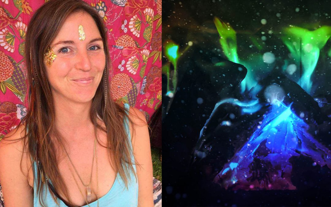 PODCAST: Creative Expression Through Crystalline Potential