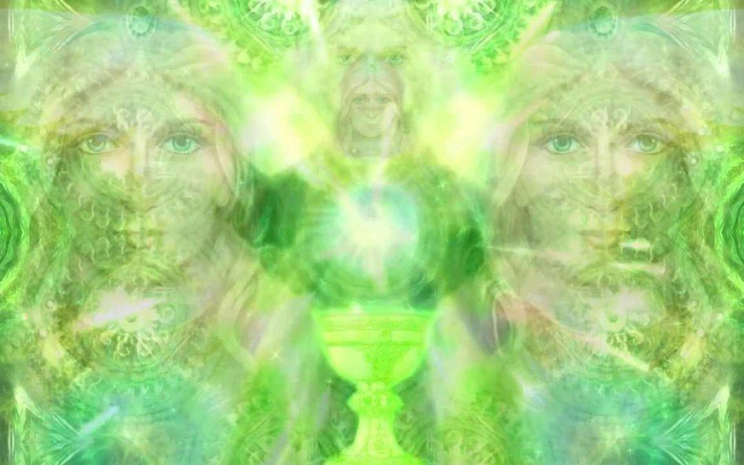 Archangel Raphael Transmission: Invoking Emerald Green Fire