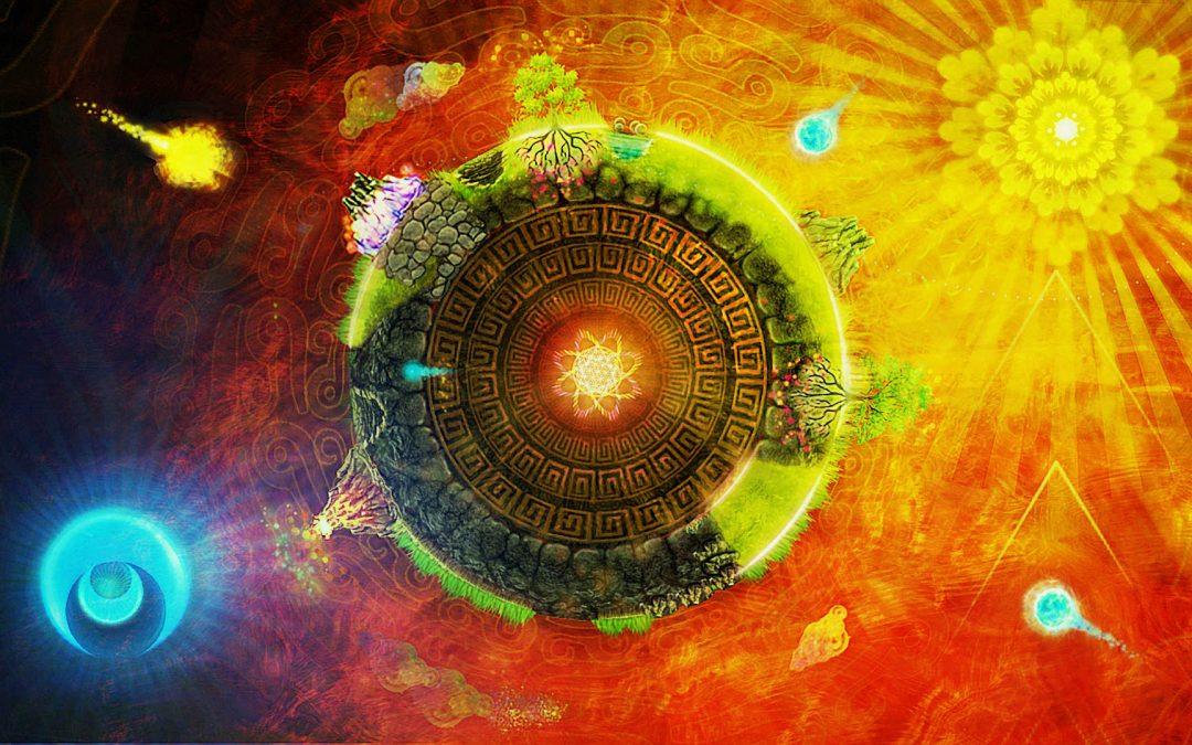 Affirmations: Psychic Protection to Align with a Higher Frequency of Light