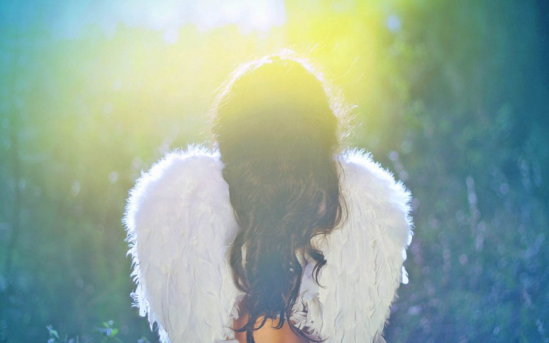 Affirmations: Source Light-Angel Love