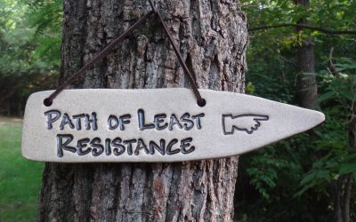 Podcast: The Path of Least Resistance.