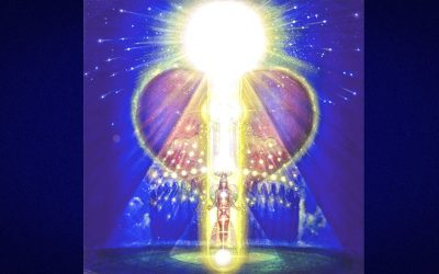 The I Am Pillar of Light Transmission: Clear, Seal and Protect Your Energetic Space.