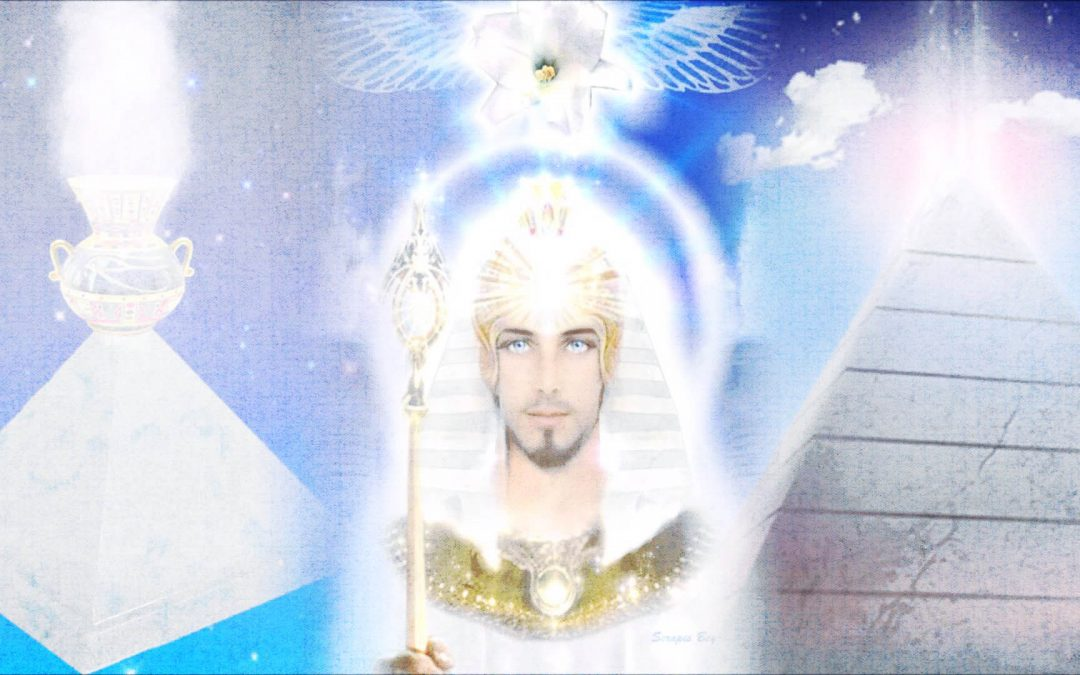The Sirian White Lodge Transmission: Clear Negative Alien Interference