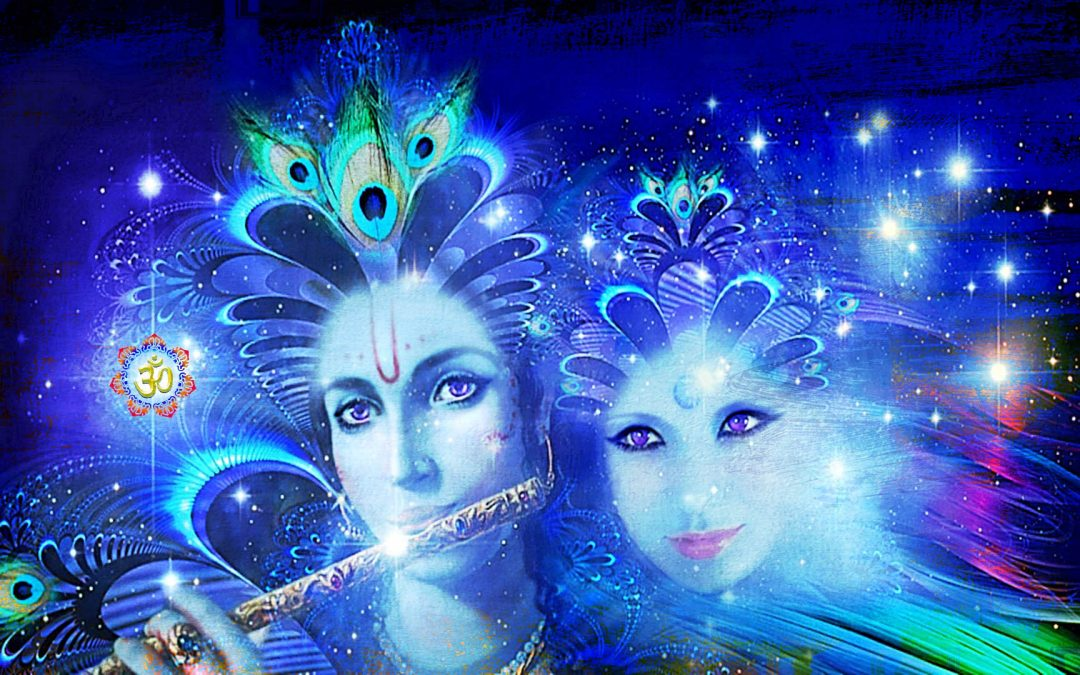 Krishna Consciousness Transmission: Purify Your Six Senses. Expand Into Unity/Bliss Consciousness.