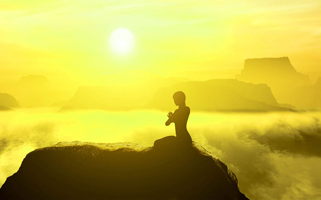 Affirmaties: eenheidsbewustzijn. Ik ben licht.
