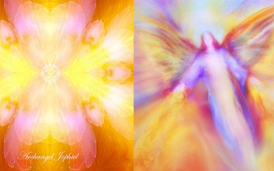 Archangel Jophiel Transmission: Invoking the Citrine-Gold Ray of Beauty, Creativity and Joy.