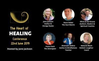 The Heart of Healing Conference. London. Sat, June 22, 2019.