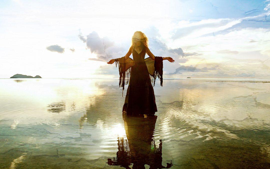 The Goddess Danu Transmission: Guardian of the Faery Races (The Tuatha Dé Danann.)