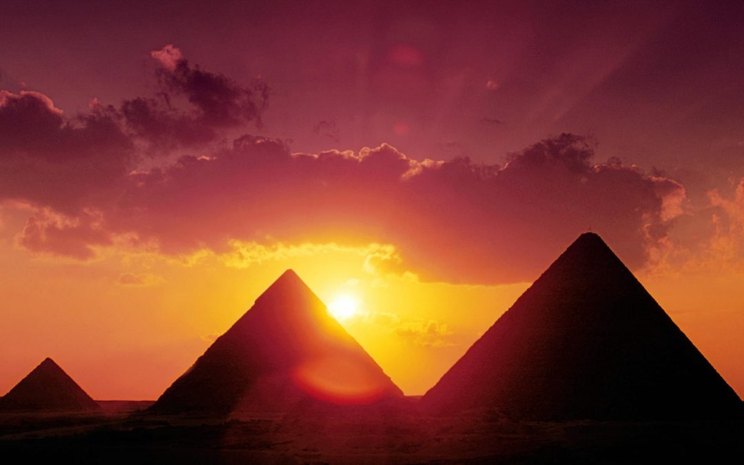 The Multidimensional Lightbody, Luxor Retreat. 19th to 28th November 2020.