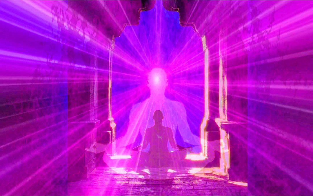 Affirmations: I Am Ultra-Violet Angelic Fire.