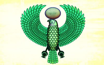 The Horus-Falcon Transmission: Becoming a Light Warrior of the Great Central Sun.