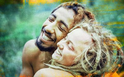 The Rainbow Tribe Meditation: Going Beyond 3D Racial Tensions and Schisms.