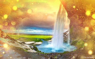 Affirmations: My Eternal Essence is a Great River of Flowing Golden Light.