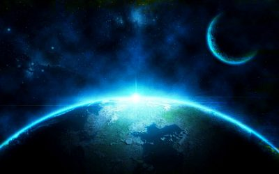 Blue Sun Transmission: 8/8 Gateway. Shifting into a Higher Octave of Love.