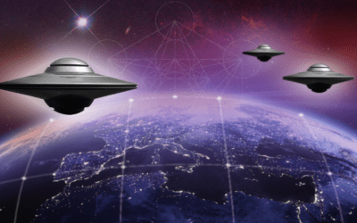 Pleiadian Light Ships Transmission: Extending an Angelic Grid of Light Across the Planet.