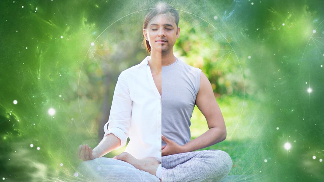 Starseed Gender Fluid Meditation.