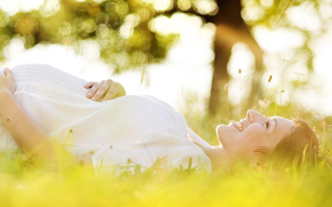 Super Quick Womb-Child Healing Meditation.