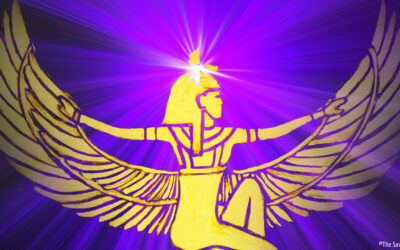 Mirror of the Goddess Isis Transmission: Glimpsing the Multidimensional Potential of your Being.